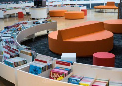 Bibliothèque Oscar Niemeyer Le Havre (FR) - 2015-6