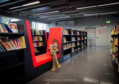 Library De Munt Roeselare 2016 -1