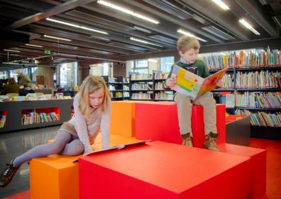 Library De Munt Roeselare 2016 -18