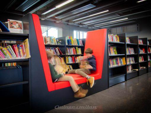 De Munt Roeselare – children library