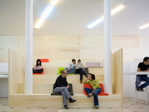 Open Library – Superpool Istanbul