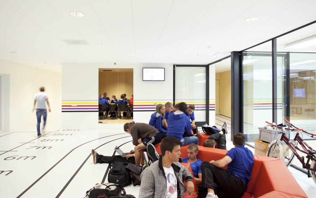 Fontys sportschool Eindhoven